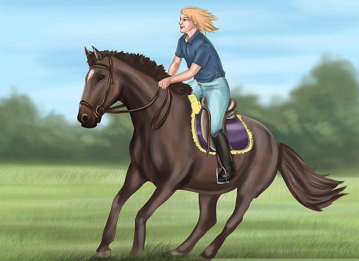 horse spook