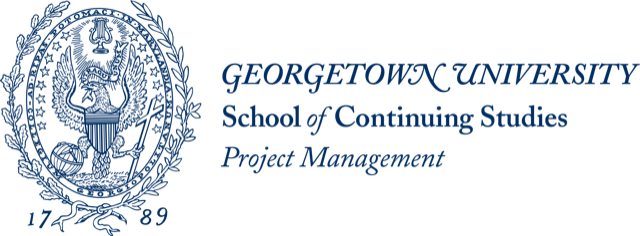 Georgetown University School of Continuing Studies Project Management