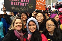 San Francisco Womens March