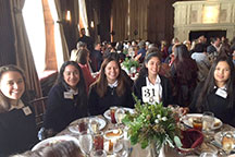 Bay Scholars Thanksgiving Lunch