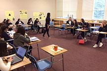 International Students Talk