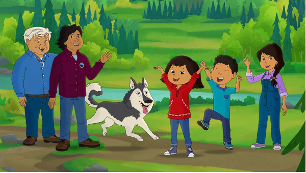the cast of molly of denali