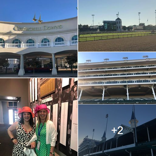 pictures of churchill downs