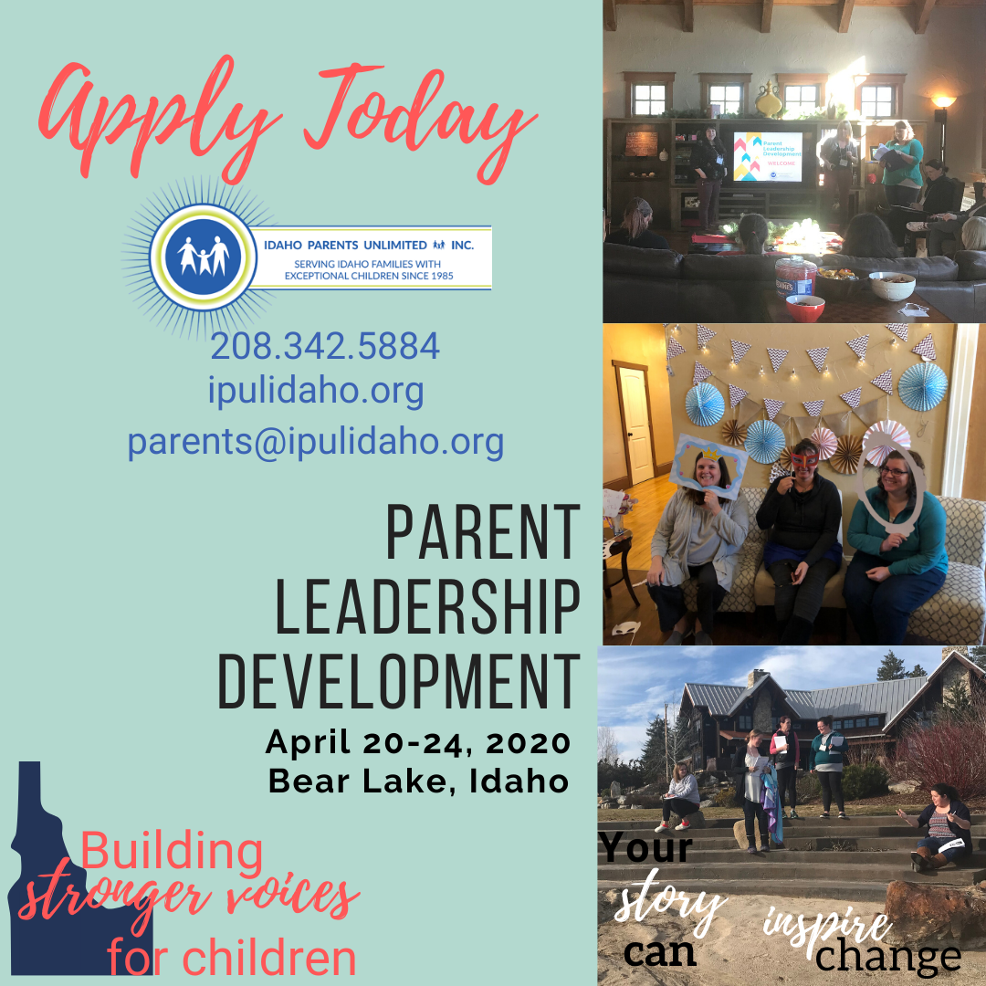 Parent Leadership Development Promo