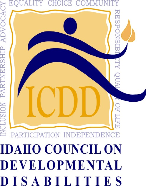 Idaho Council on Developmental Disabilites logo