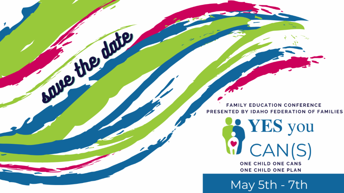 Yes you Cans conference banner