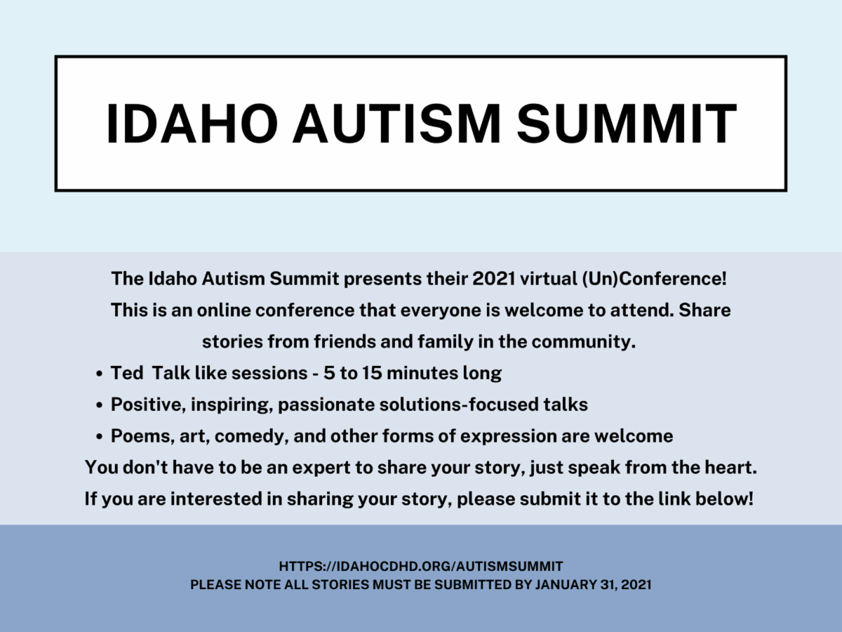 Flyer for the summit