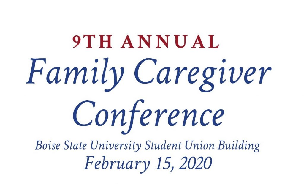 family caregiver conference announcement