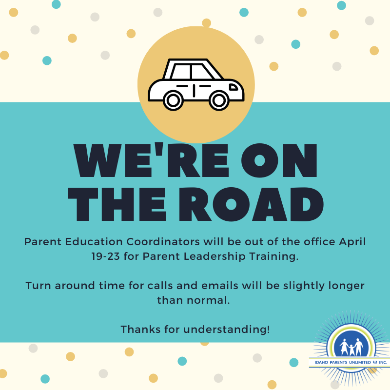 ipul is on the road - out of the office between the april 19 to 23