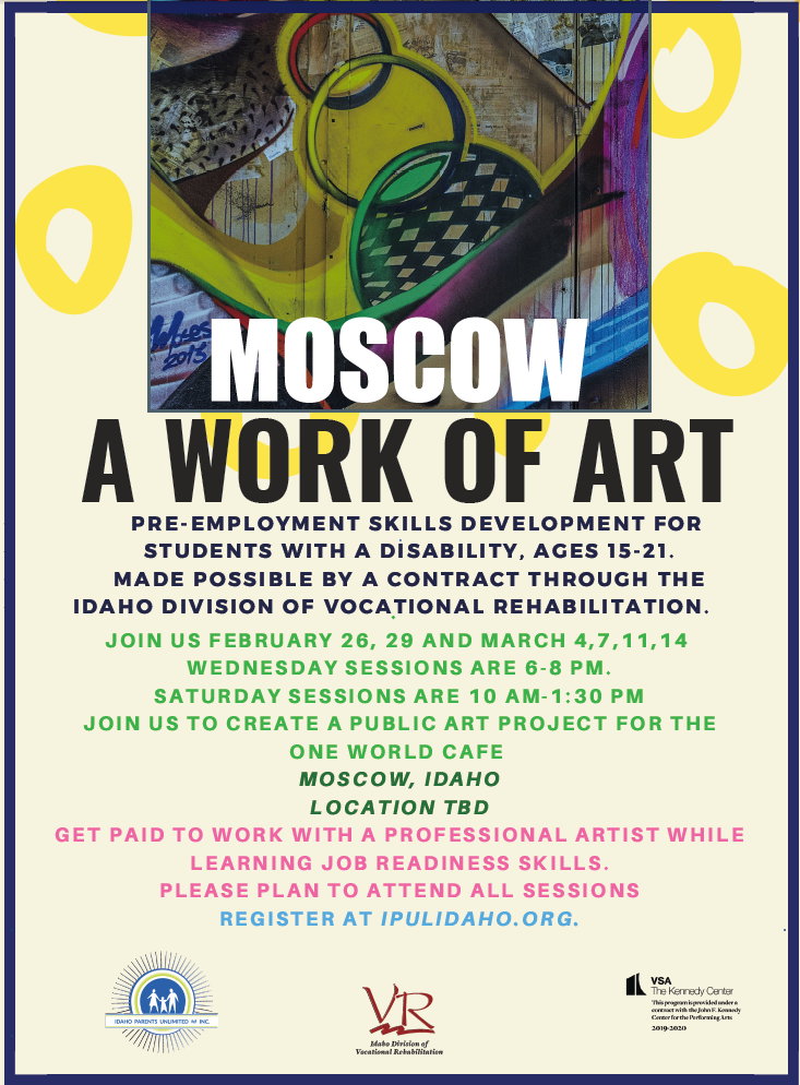 Work of art spring 2020 moscow