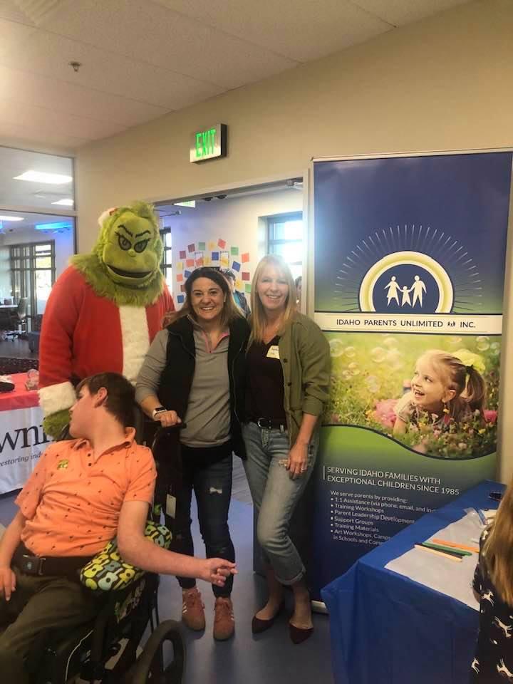 Shrek Sarah Angela and Truman