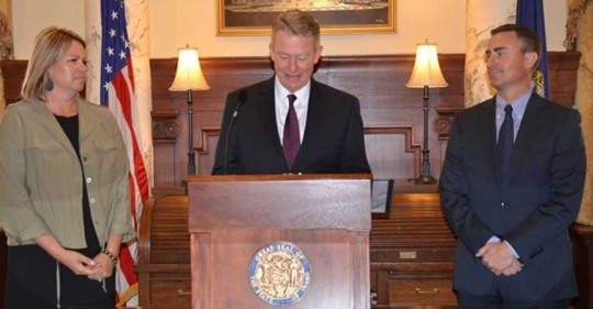 Idaho Governor Brad Little