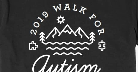 2019 walk for Autism logo
