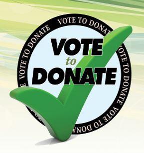 Vote to Donate