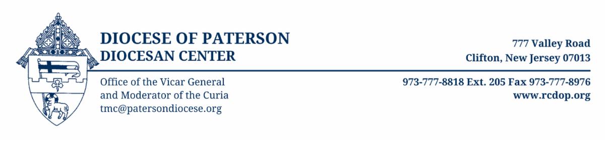 Condon letterhead