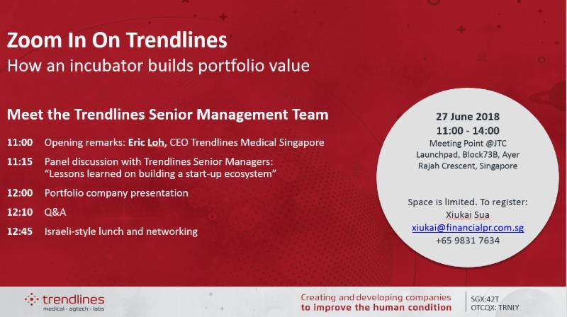 Zoom In On Trendlines - Meet the Trendlines Senior Management Team