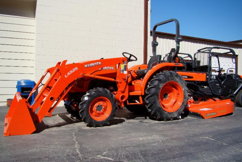 March News from Cahaba Tractor Co