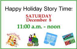 December story time