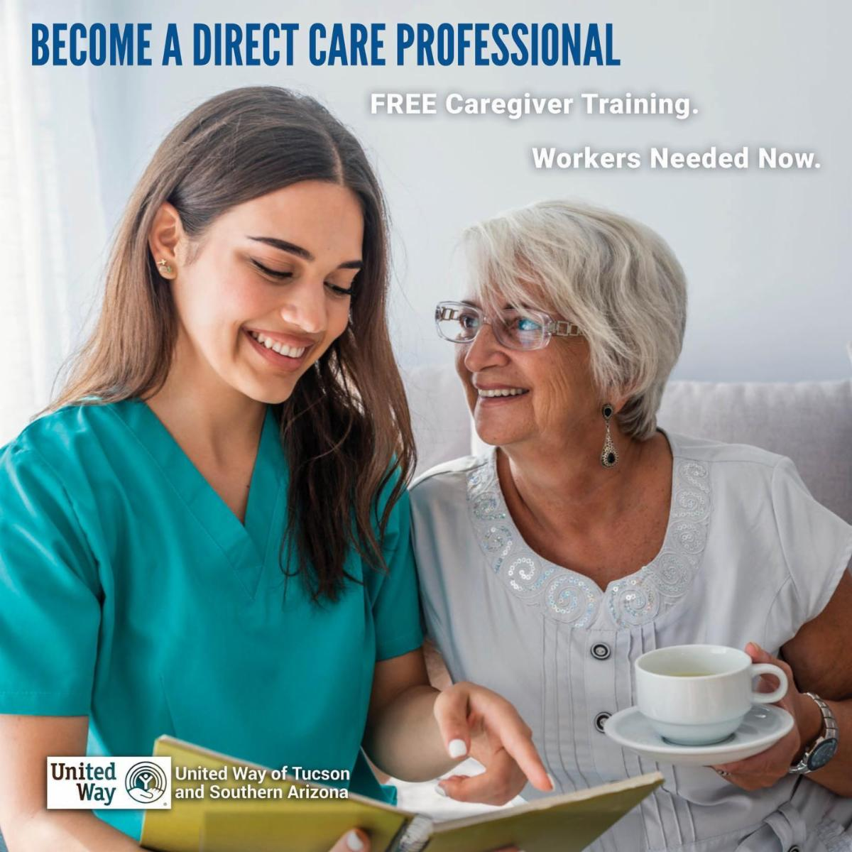Become a Direct Care Professional