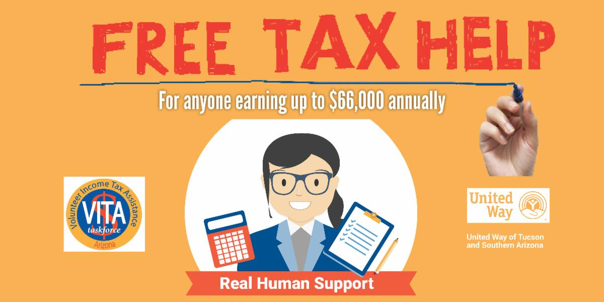 Free Tax Help from United Way