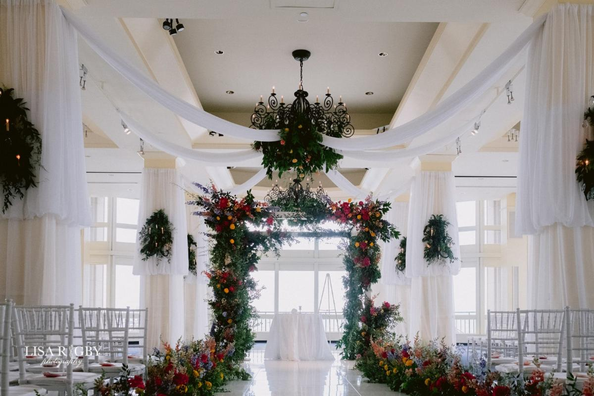 Boston Harbor Hotel - Lisa Rigby Photography