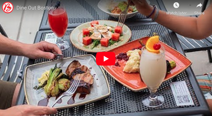 DIne Out Boston Video
