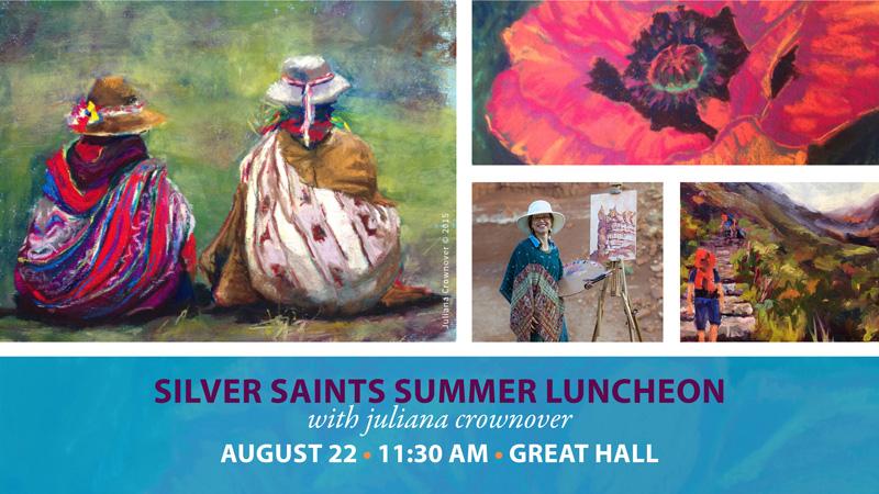 Summer Silver Saints Luncheon