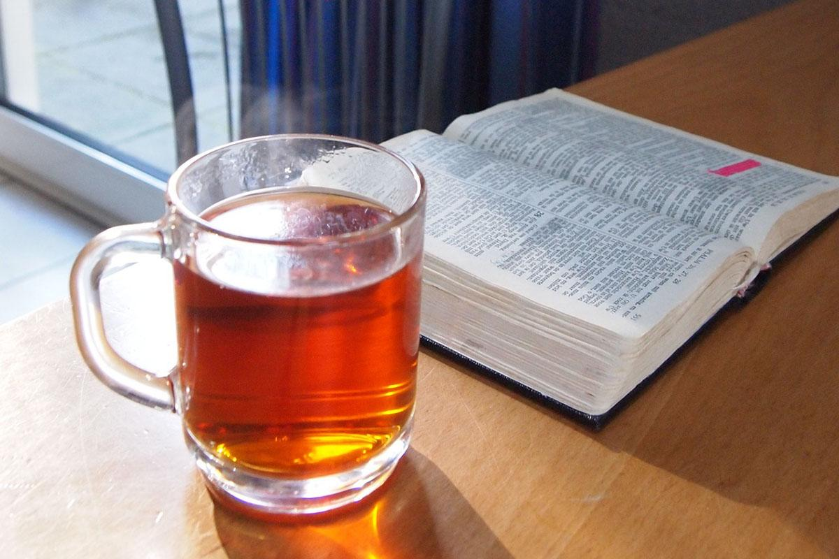 Tea and the Bible