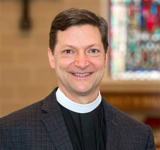 The Reverend Jon Strand