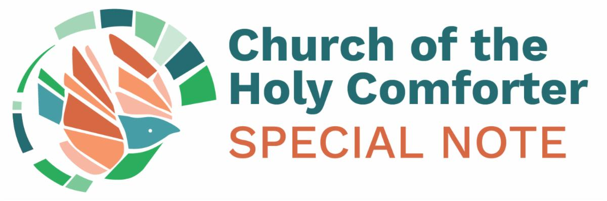 Church of the Holy Comforter Special Note