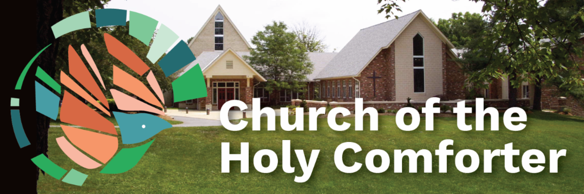 Holy Comforter Announcement