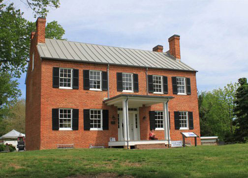 Blenheim House