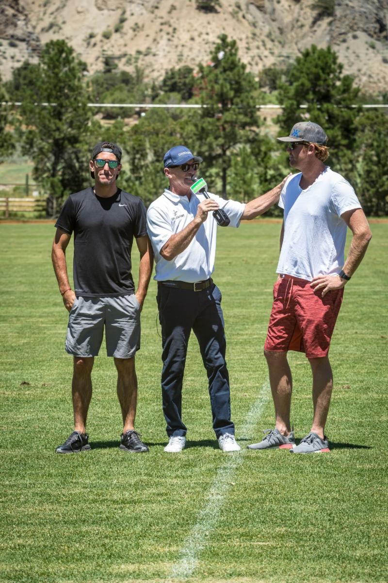 Nic Roldan and Kris Kampsen interviewed by Dale Schwetz about the upcoming 119th USPA Silver Cup.