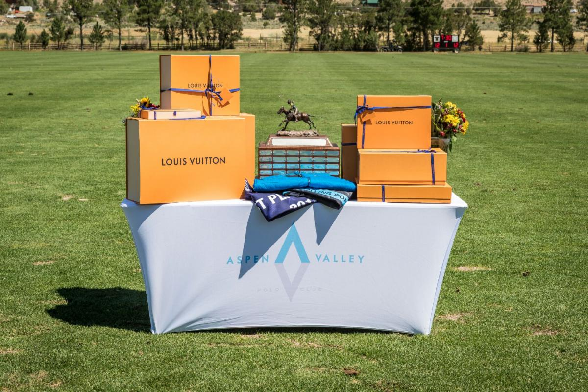 Awards table for the Rocky Mountain Open.