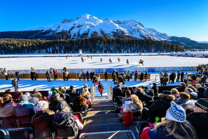 Badrutt's Palace Captures 35th Snow Polo World Cup St. Moritz; Ganzi First Woman To Win Title