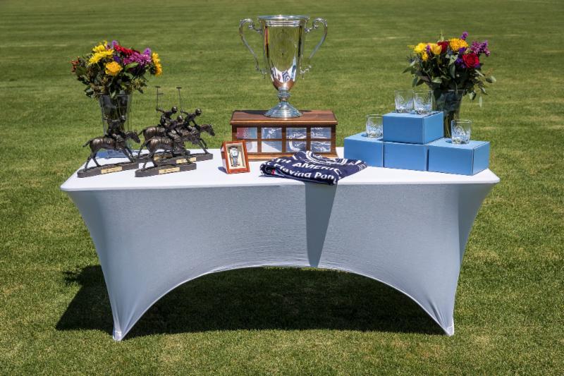 USPA North American Cup awards table.