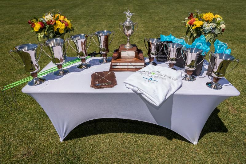 Awards table for the ChukkerTV Challenge.