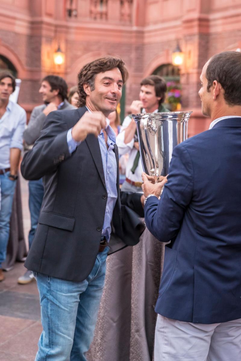 Sebastian Merlos of La Karina draws second spot in Division I.