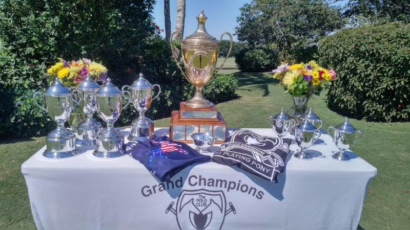 Grand Champions Sterling Trophy