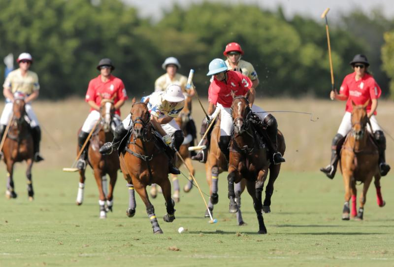 Colorado, Valiente Win Sterling Cup Openers At Valiente Polo Farm; Semifinals Set For Wednesday