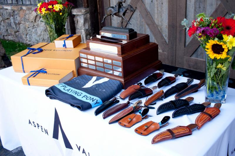 Awards table for Emma Challenge Cup