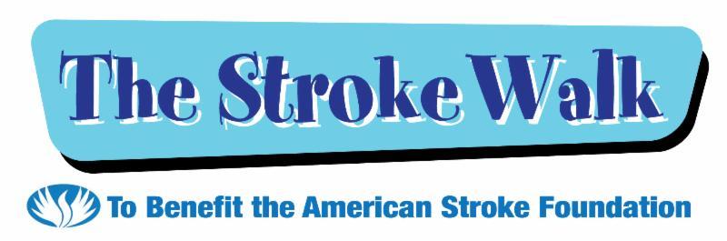 Stroke Walk Logo