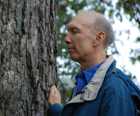 Jim and tree