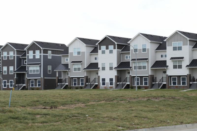 cove townhomes