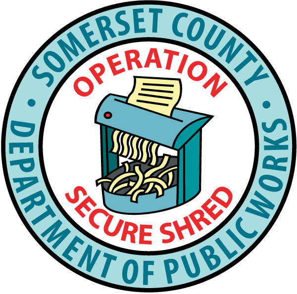 Somerset County - UPCOMING Free Document Shredding Events
