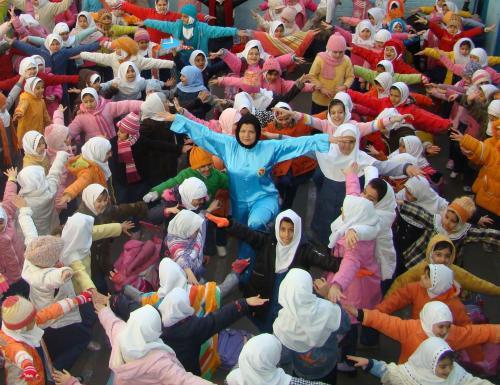 WTCQD, Iran, Children