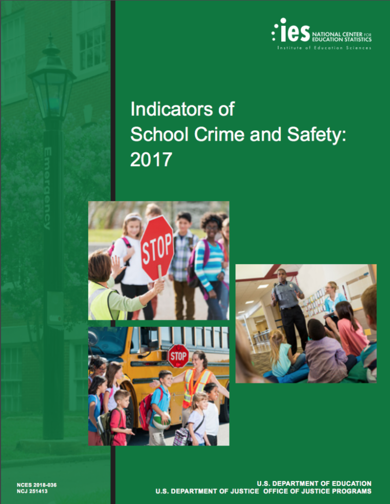 School Crime and Safety 2017