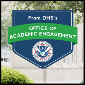 DHS_s Office of Academic Engagement