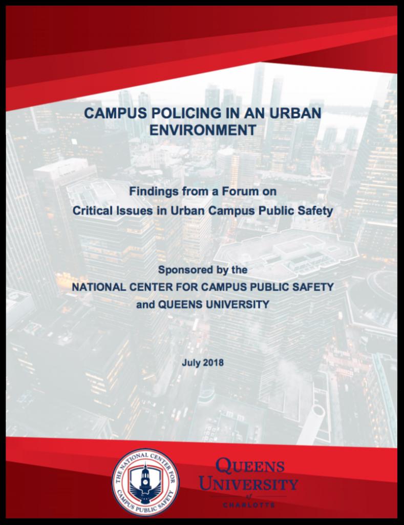 Urban Campus Policing Report