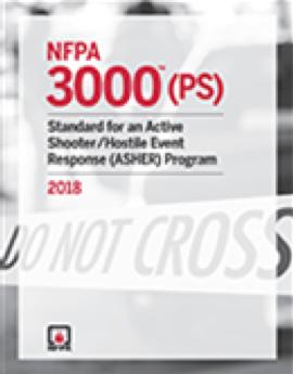 NFPA 3000